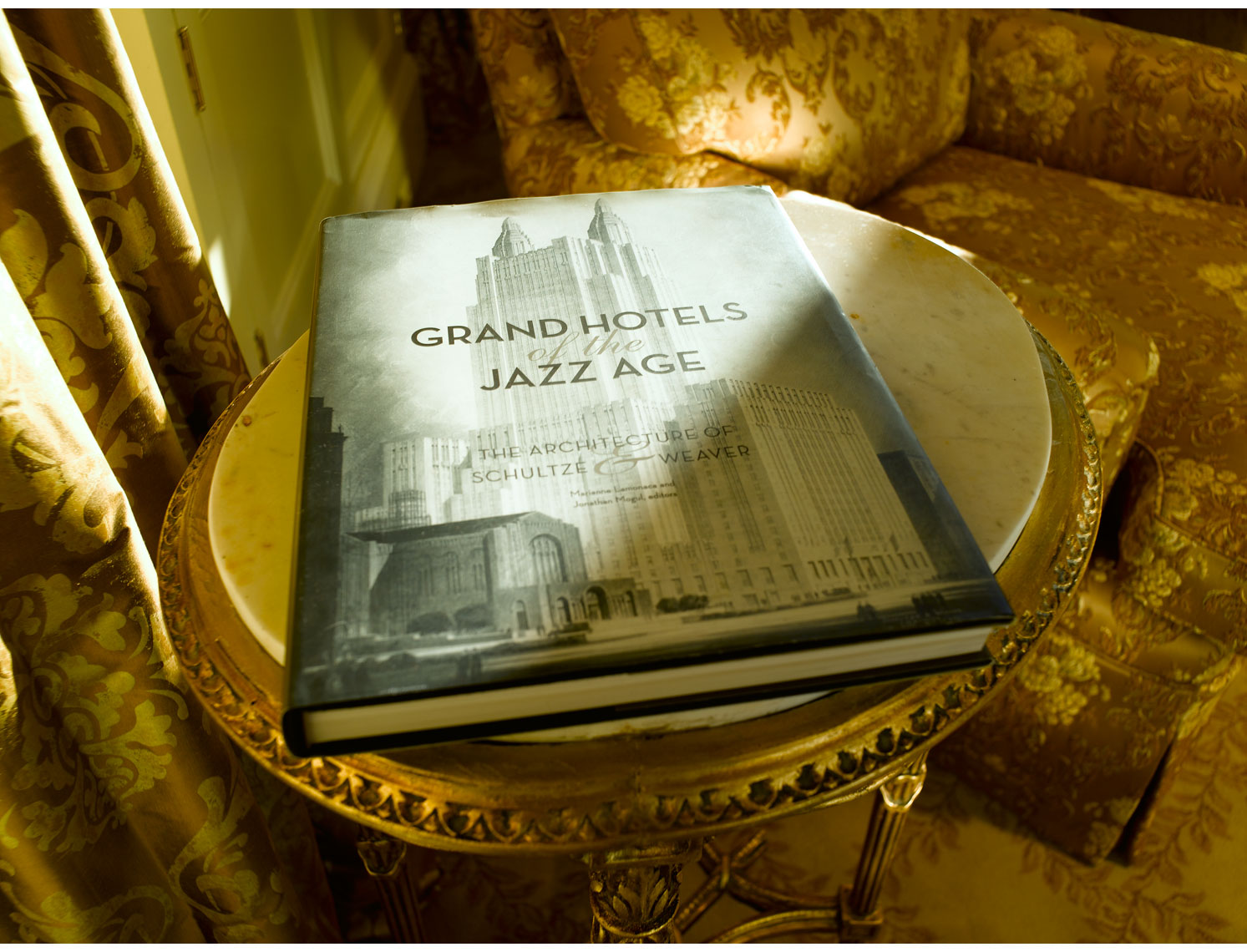 Grand Hotels of the Jazz Age